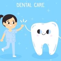 El hogar dental.
